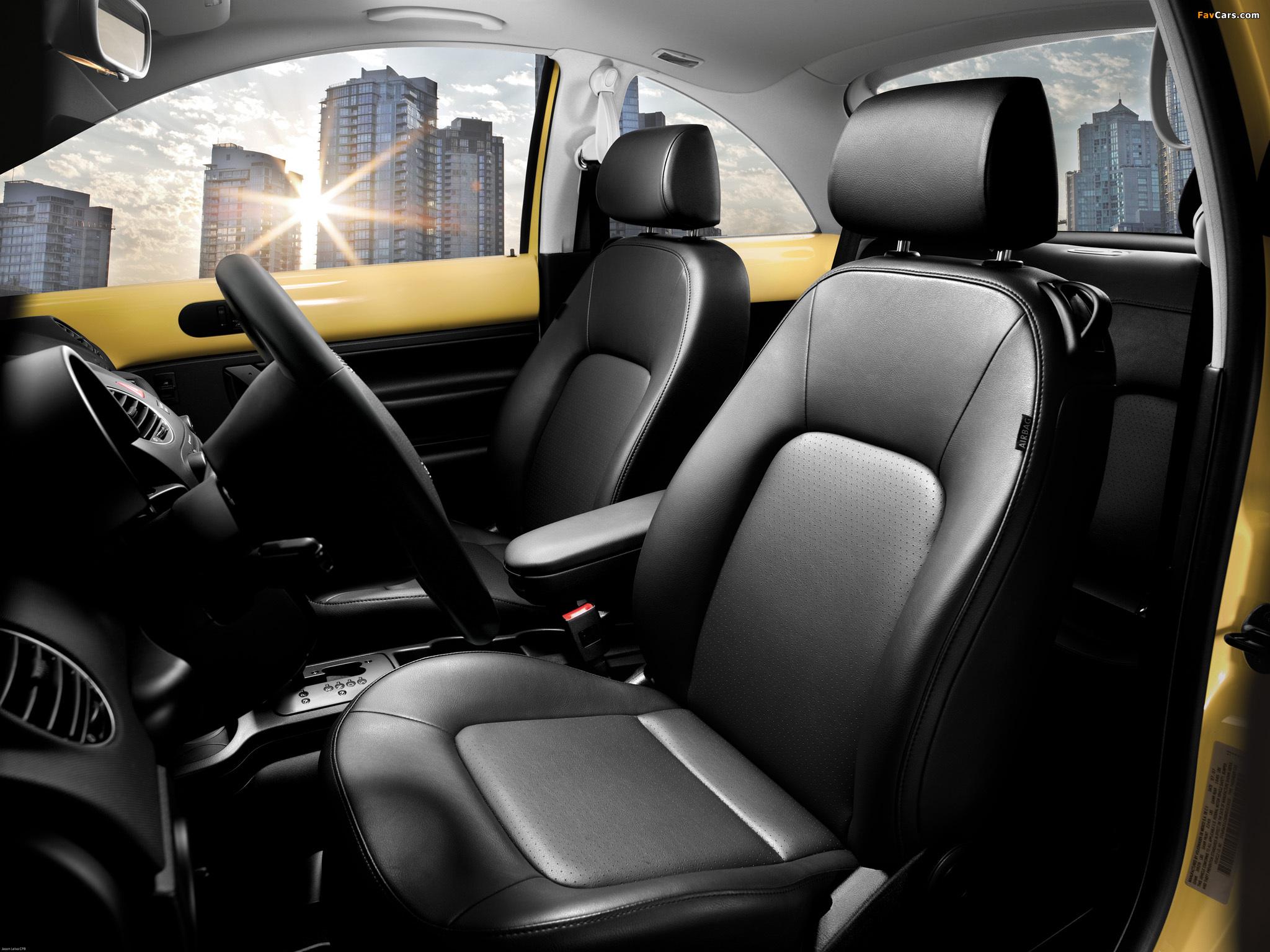 Volkswagen New Beetle US-spec 2006–10 images (2048 x 1536)