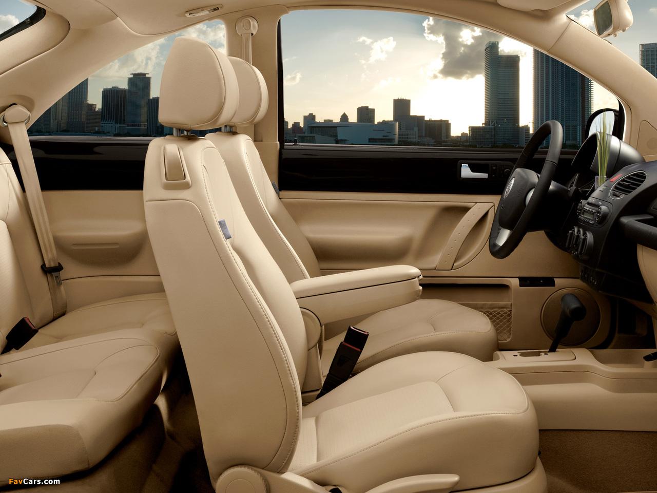 Volkswagen New Beetle US-spec 2006–10 photos (1280 x 960)