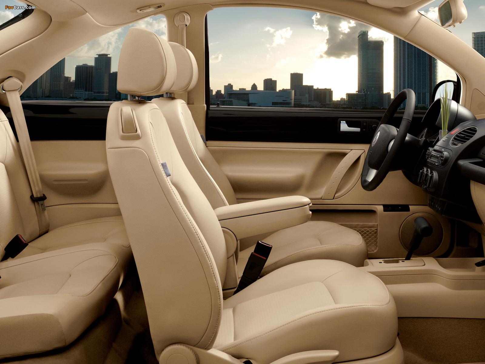Volkswagen New Beetle US-spec 2006–10 photos (1600 x 1200)