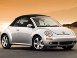 Volkswagen New Beetle Convertible 2006–10 photos