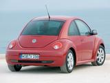 Volkswagen New Beetle 2006–10 pictures