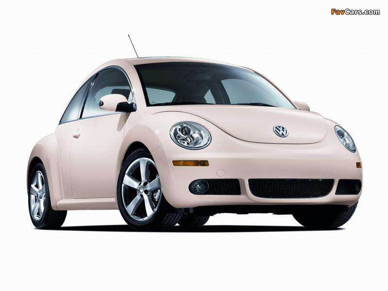 Volkswagen New Beetle US-spec 2006–10 pictures (800 x 600)