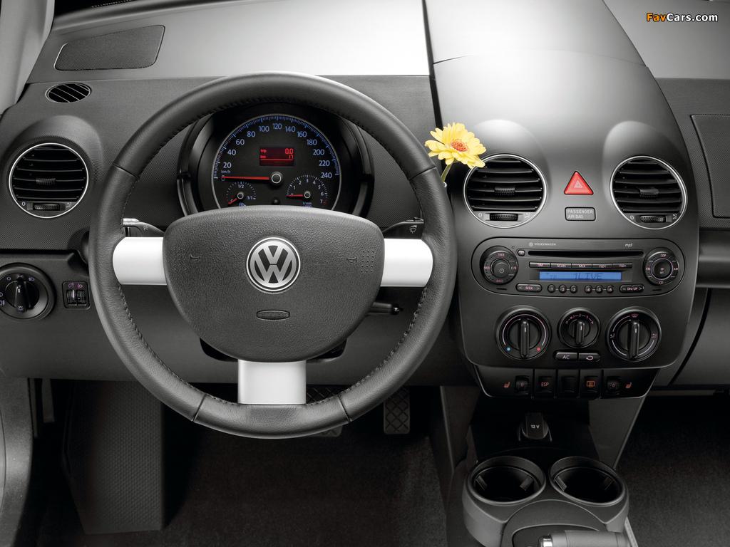 Volkswagen New Beetle United 2007 pictures (1024 x 768)
