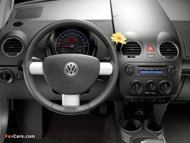 Volkswagen New Beetle United 2007 pictures (640 x 480)