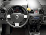 Volkswagen New Beetle United 2007 pictures