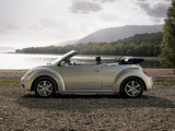 Volkswagen New Beetle Cabrio Freestyle 2009 wallpapers