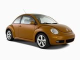Volkswagen New Beetle Red Rock Edition 2010 wallpapers