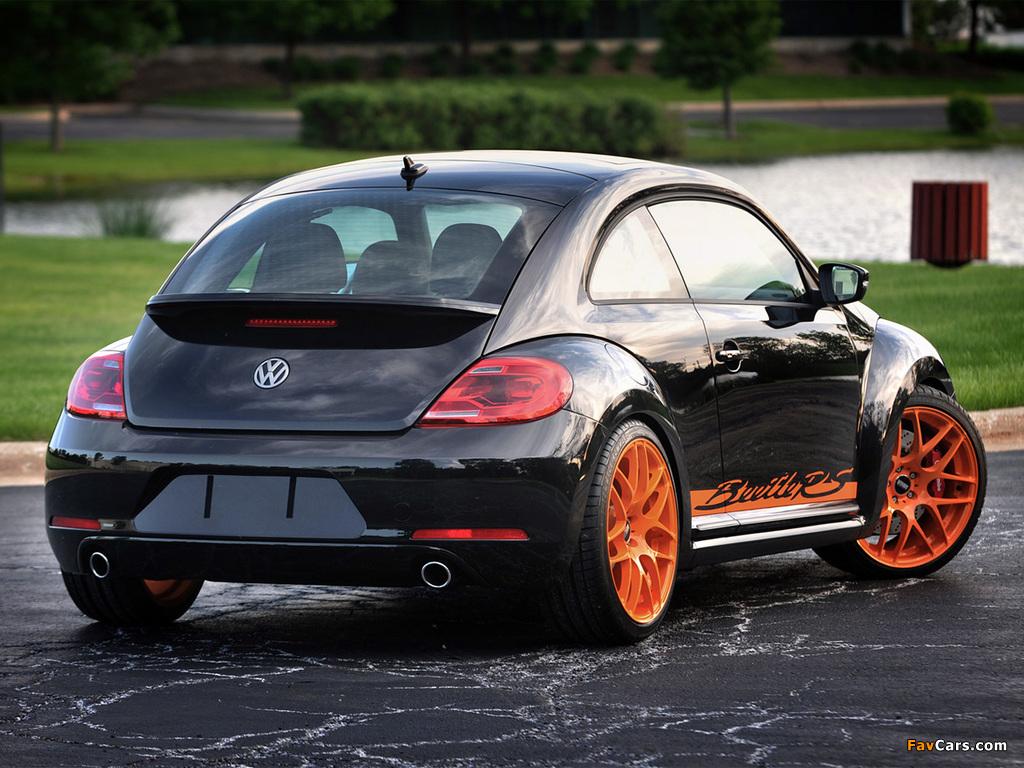 Volkswagen Beetle RS by VWvortex 2011 images (1024 x 768)