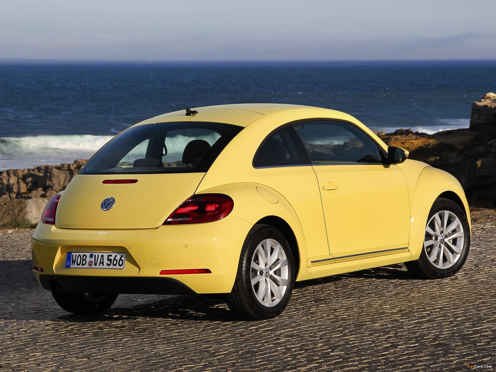Volkswagen Beetle 2011 images (2048 x 1536)