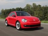 Volkswagen Beetle US-spec 2011 photos
