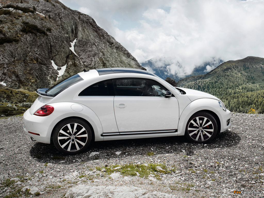 volkswagen beetle turbo 2011 photos 1024x768. Black Bedroom Furniture Sets. Home Design Ideas
