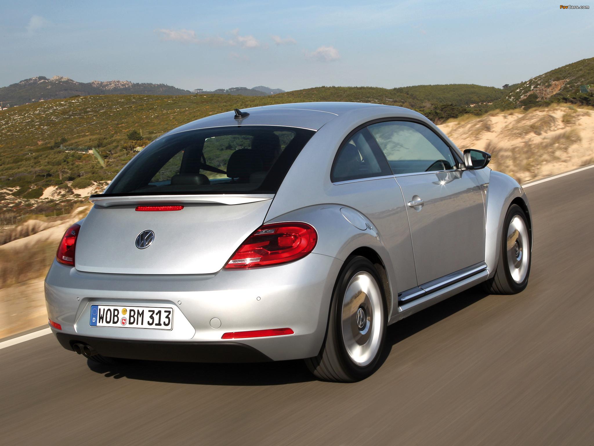 Volkswagen Beetle 2011 photos (2048 x 1536)