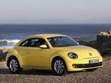 Volkswagen Beetle 2011 photos