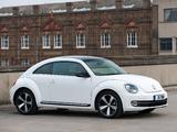 Volkswagen Beetle UK-spec 2011 pictures