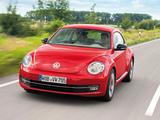 Volkswagen Beetle 2011 pictures