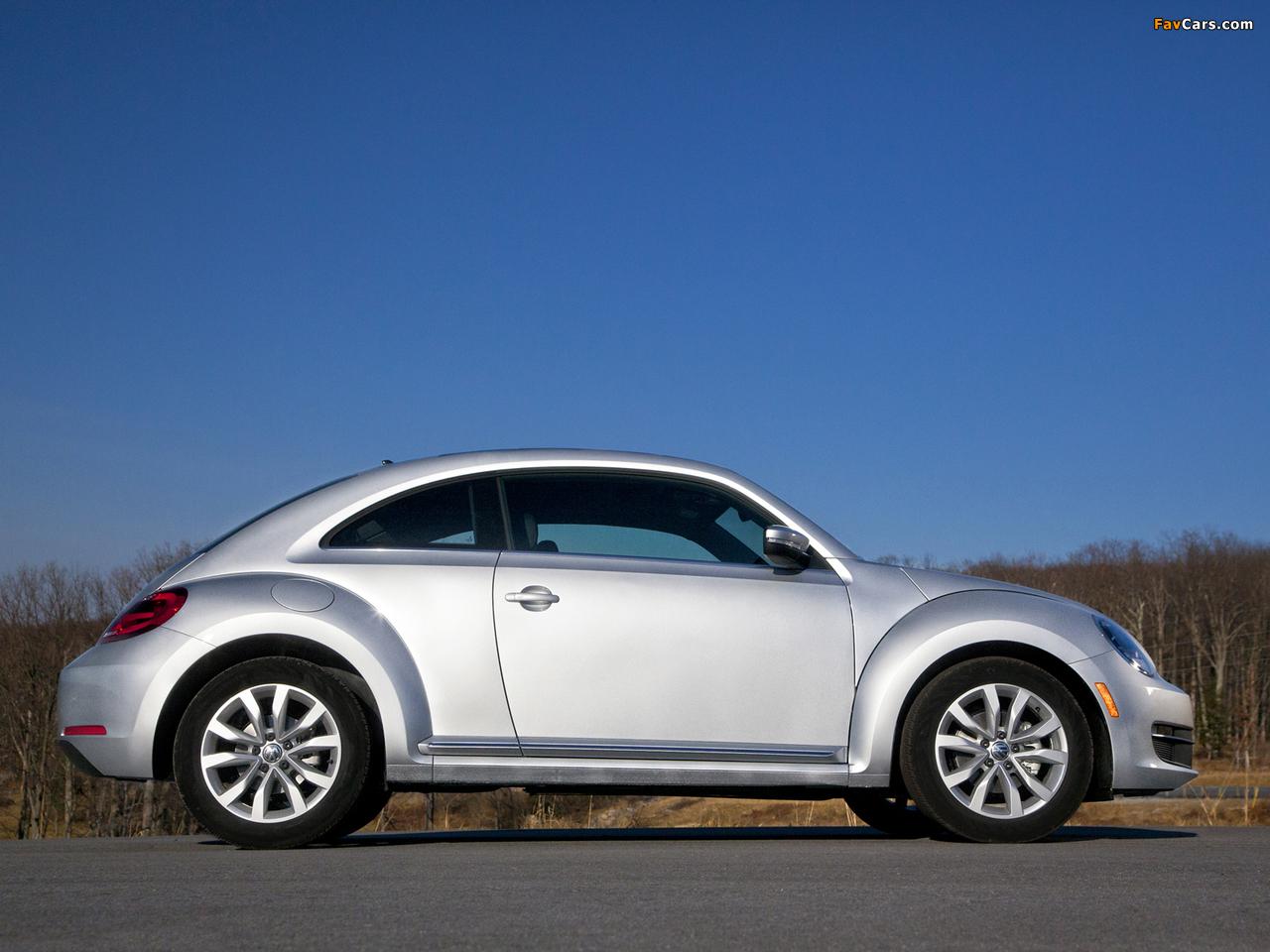 Volkswagen Beetle TDi US-spec 2012 images (1280 x 960)