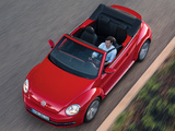 Volkswagen Beetle Cabrio 2012 images