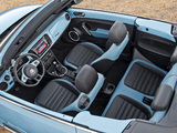 Volkswagen Beetle Cabrio 60s Edition 2012 images