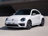 Volkswagen Beetle R-Line 2012 images