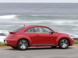 Volkswagen Beetle ZA-spec 2012 images