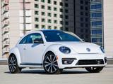 Volkswagen Beetle R-Line US-spec 2012 images