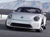 Volkswagen E-Bugster Concept 2012 images