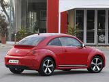 Volkswagen Beetle ZA-spec 2012 photos
