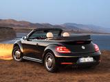 Volkswagen Beetle Cabrio 50s Edition 2012 photos