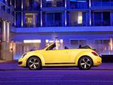 Volkswagen Beetle Convertible 2012 photos