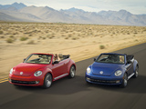 Volkswagen Beetle Convertible Turbo 2012 photos