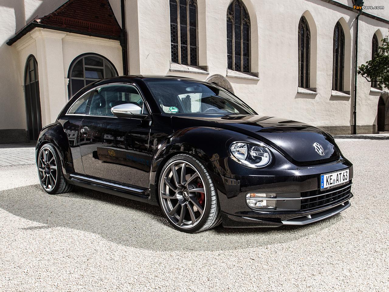 ABT Volkswagen Beetle 2012 photos (1280 x 960)