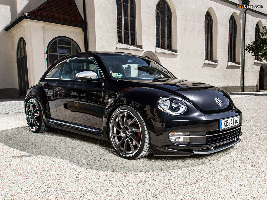 ABT Volkswagen Beetle 2012 photos (1024 x 768)