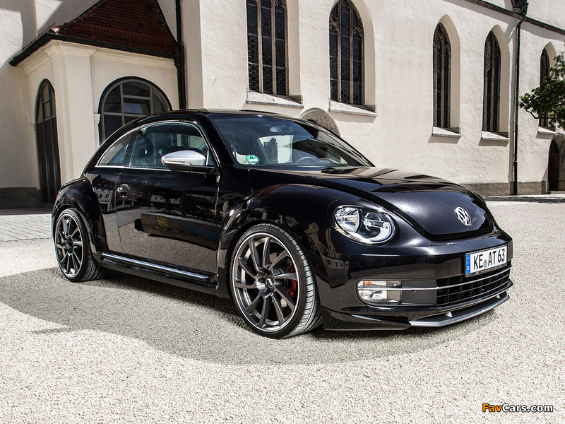 ABT Volkswagen Beetle 2012 photos (800 x 600)