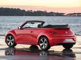 Volkswagen Beetle Cabrio 2012 photos