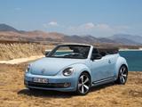 Volkswagen Beetle Cabrio 60s Edition 2012 photos