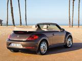 Volkswagen Beetle Cabrio 70s Edition 2012 pictures