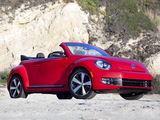 Volkswagen Beetle Convertible Turbo 2012 pictures