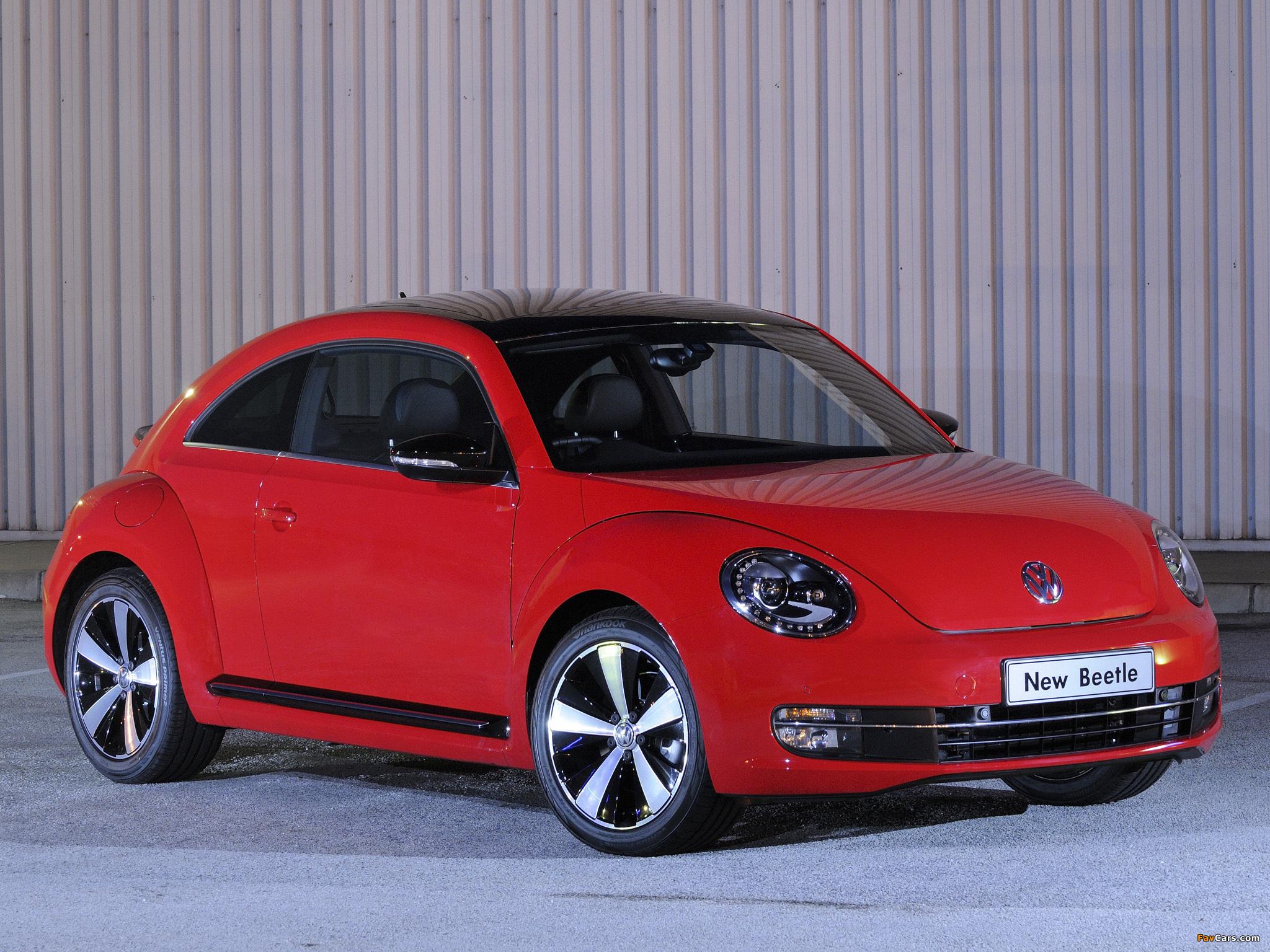 volkswagen beetle za spec  pictures
