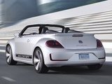 Volkswagen E-Bugster Concept 2012 pictures