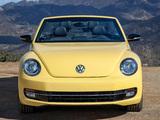 Volkswagen Beetle Convertible 2012 pictures