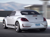 Volkswagen E-Bugster Concept 2012 wallpapers