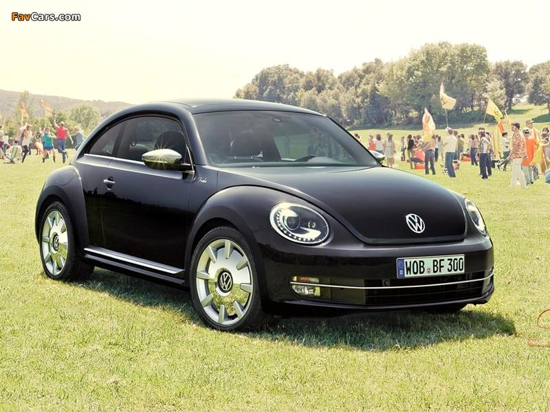 Volkswagen Beetle Fender Edition 2012 wallpapers (800 x 600)