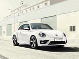 Volkswagen Beetle R-Line 2012 wallpapers