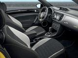 Volkswagen Beetle GSR 2013 images