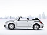 Volkswagen iBeetle Cabriolet 2013 images