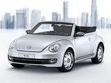 Volkswagen iBeetle Cabriolet 2013 photos