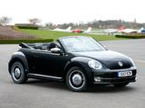 Volkswagen Beetle Cabrio 50s Edition UK-spec 2013 pictures