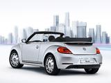 Volkswagen iBeetle Cabriolet 2013 pictures