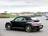 Volkswagen Beetle Cabrio 50s Edition UK-spec 2013 wallpapers