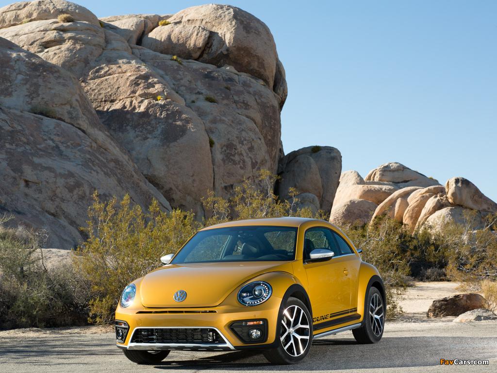 Volkswagen Beetle Dune 2016 images (1024 x 768)
